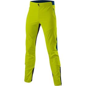 Löffler Speed Active Stretch Trekkingbroek Heren, blauw/zwart